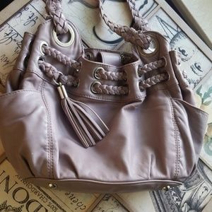 LOVELY* Light Purple Micheal Kors Shoulder Bag